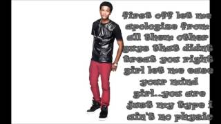 Diggy Ft Trevor Jackson My Girl