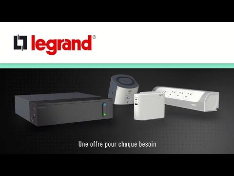 Multiprises Legrand : une offre pour chaque espace de la maison