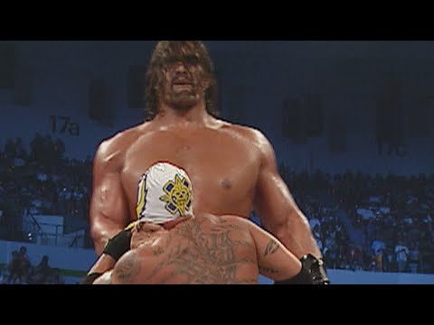 Download The Great Khali demolishes Rey Mysterio: SmackDown, May 12, 2006 (WWE Network Exclusive)