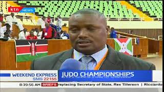 Judo cadet championship comes to an end