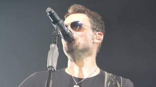 "Eric Church ""Pledge Allegiance To The Hag"""" Live @ Barclay's Center"