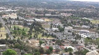 City Of Riverside California from Mount Rubidoux Park