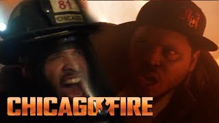 Cruz Leaves A Gang Boss To Burn | Chicago Fire