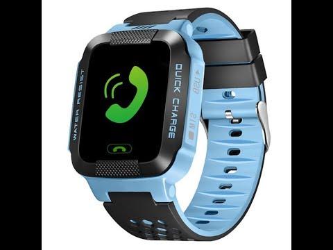 Kids smart watch GPS Tracker