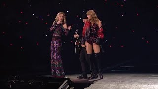 Taylor Swift with. Sugarland - Babe (Live Reputation Stadium Tour 2018)