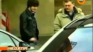 Драки на дороге  Чеченец до понтовался