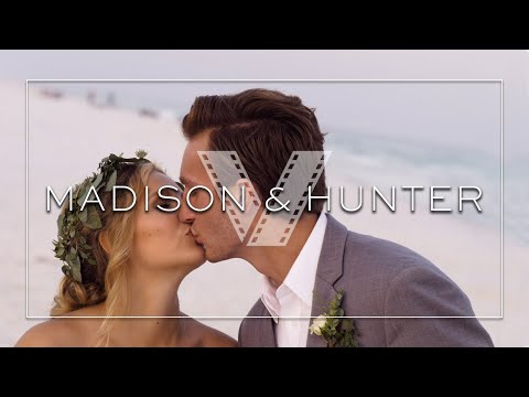 ValCinema Weddings | Madison & Hunter Perry