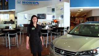 preview picture of video 'The All New 2014 Honda Accord at Honda Marysville'