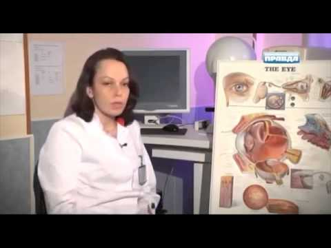 Капли для восстановления зрения глаз