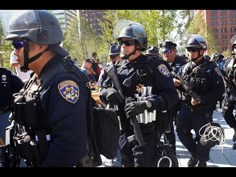 Officers are less willing to use force, survey shows