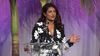 Priyanka Chopra - Full Power of Women Speech