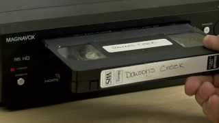 How to Operate the VHS Player in a Smart Classroom