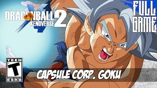 【DBXV2 MOD】CAPSULE CORP. GOKU FROM SUPER DRAGON BALL HEROES STORY MODE [PC - HD]