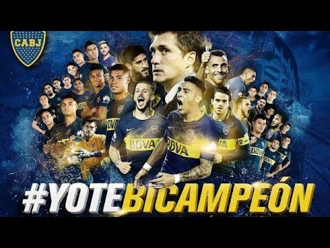 Boca Bicampeón//Gol//Isaac DyM Ok