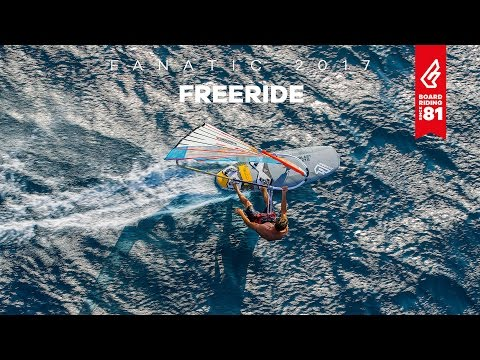 Fanatic Freeride 2017 – Your Ticket to Ride