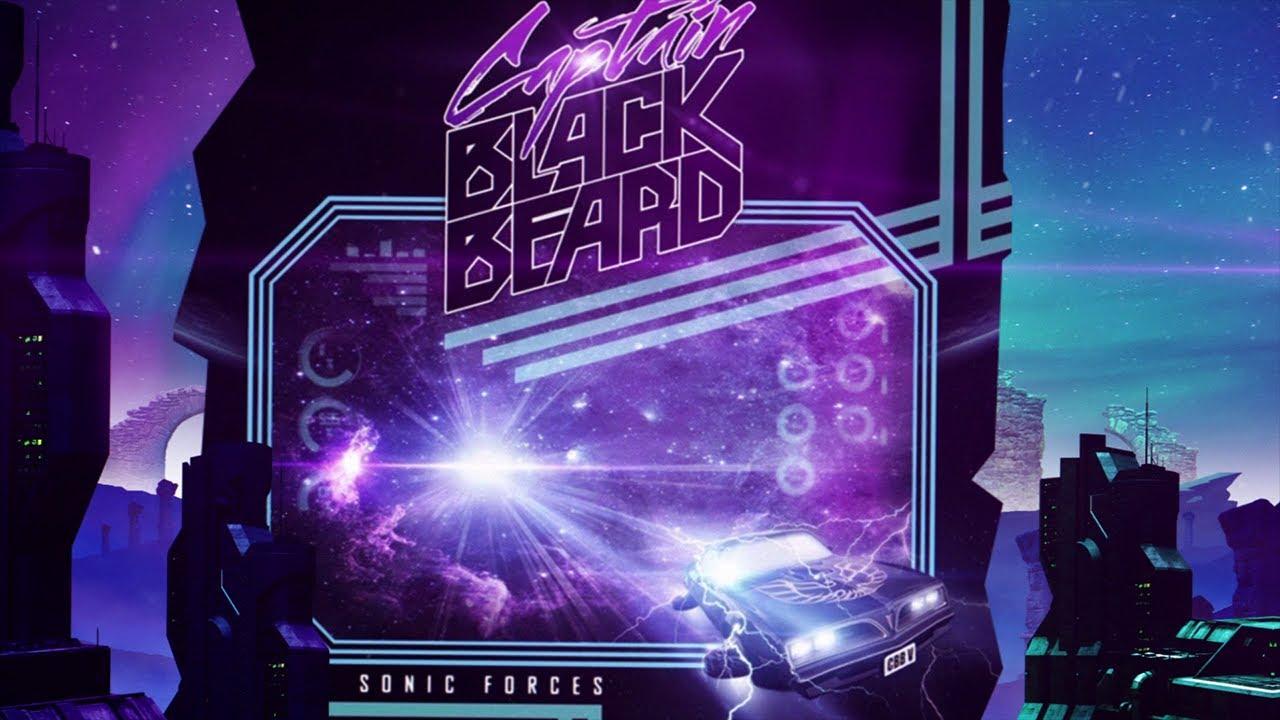 CAPTAIN BLACKBEARD - Midnight cruiser