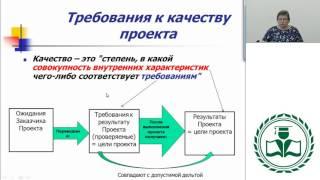 Управление качеством проекта