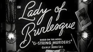 Lady of Burlesque (1943) [Comedy] [Horror]