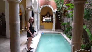 I wish we had more time here! (Merida, Mexico) - VLOG 345
