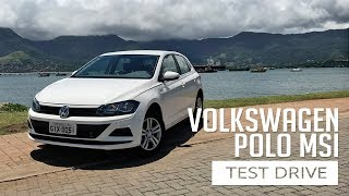 Volkswagen Polo MSI - Test Drive