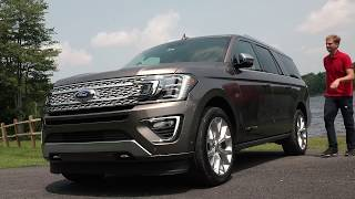 2018 Ford Expedition Max | Big, Bold, and Bodacious | TestDriveNow
