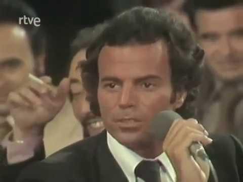 JULIO IGLESIAS (Vivencias - La Vida sigue Igual - Gwendolyne - Manuela - Canto a Galicia) TVE 1977