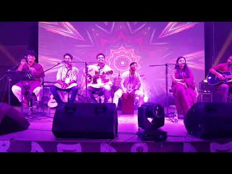 Inter University Unplugged 2018 : Dhaka University Perfomance At NSU