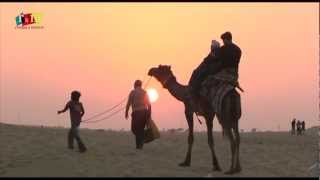 Beautiful Sunset - Jaisalmer, Rajasthan (India) by Rooms and Menus
