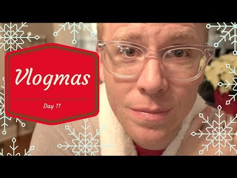 Vlogmas: Day 11 (It isn't much, but it is enough.)