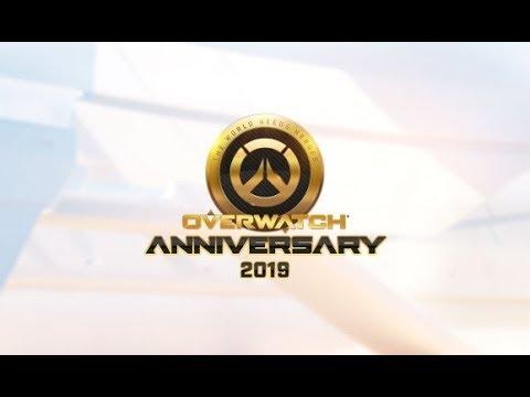Overwatch Anniversary 2019 COUNTDOWN!