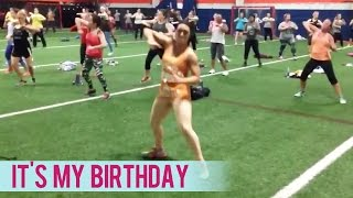 will.i.am & Cody Wise - It's My Birthday (Dance Fitness with Jessica)