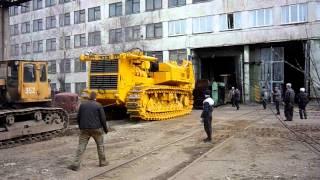 Т-800 тянет 120 тонн на листе