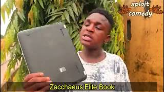 when aba boys designs a gospel laptop 😂😂😂(xploit comedy)