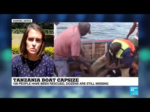 Tanzania Boat capsize: