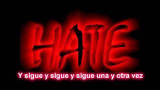 Disciple - Love - Hate (Subtitulos en Español)