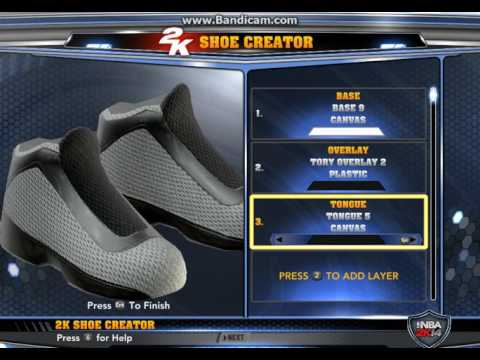 NBA 2K14 Mods: How to Add Different Types of Shoes! (PC) - смотреть