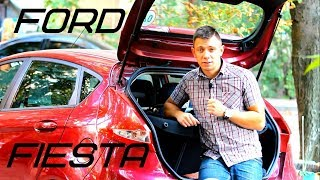 Ford Fiesta. На что смотреть при покупке автомобиля.