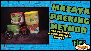 Mazaya Packing Method [For Phunnel And Egyptian Bowl] 2018
