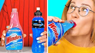 PREPARE FOR APRIL FOOLS PRANKS BATTLE! || Funny DIY Pranks To Pull on Friends And Family