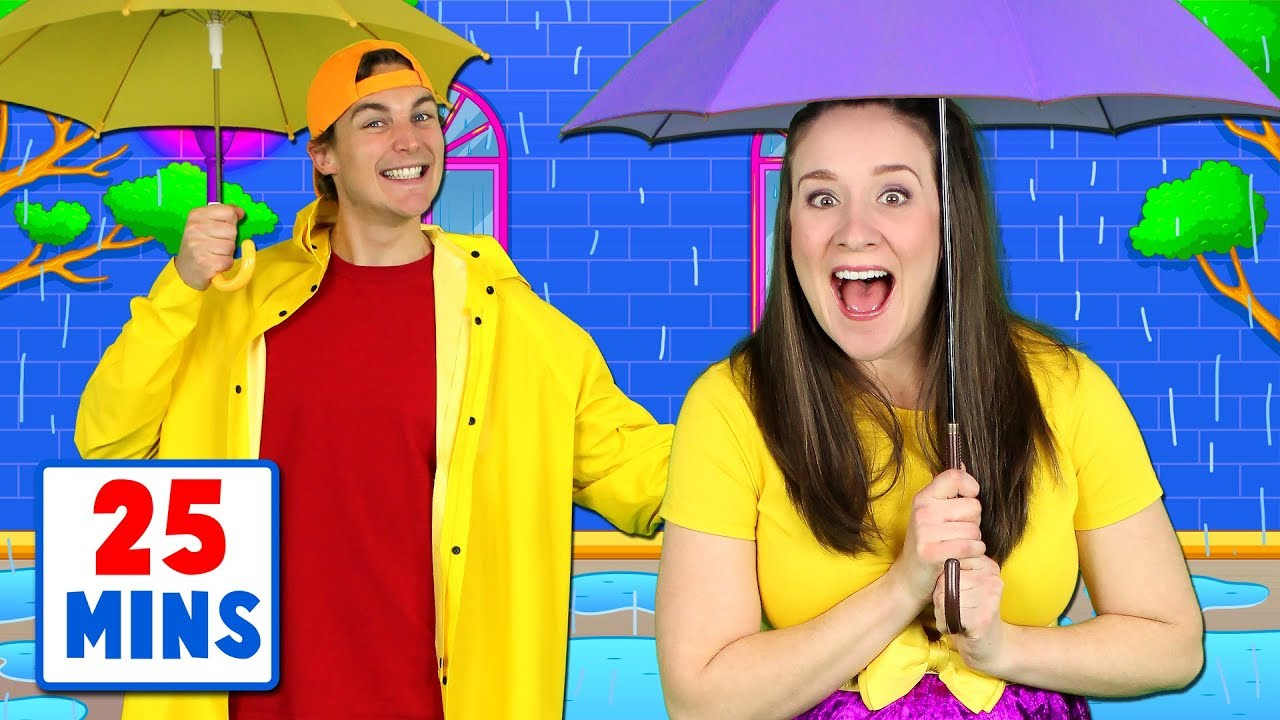 Rain Rain Go Away - Nursery Rhymes and Kids Songs Collection