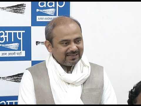 उतर पूर्वी दिल्ली का चुनावी समर में आप हुई और मजबूत , कांग्रेस और बसपा ने थामा आप का दामन