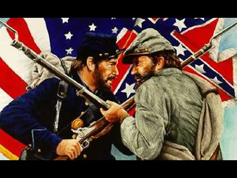History: The American Civil War 1861 - 1865 The Complete Documentary