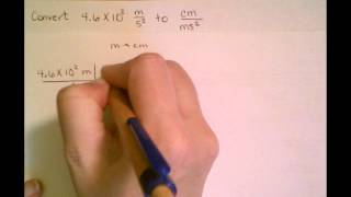 Two Step Conversion With Powers
