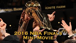 2016 NBA Finals MiniMovie Full Cavs Defeat Warriors 43