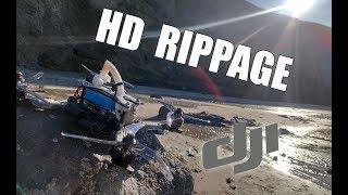 HD Rippage - DJI Digital FPV System - Race and Freestyle