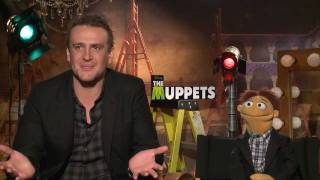 Exclusive 'Muppets' Interview: Jason Segel and Walter