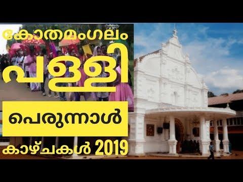 കോതമംഗലം പള്ളി പെരുനാൾ കാഴ്ചകൾ 2019    KOTHAMANGALAM CHURCH FEAST 2019
