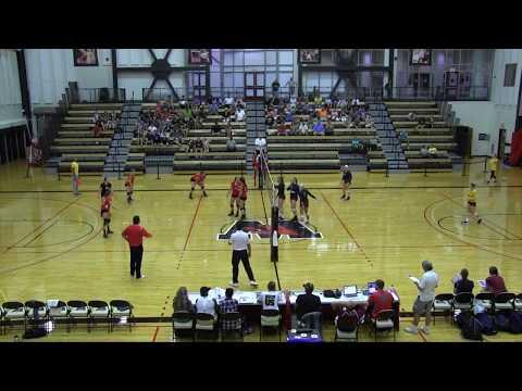 Women's Volleyball defeats ECSU
