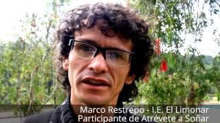 Marco Restrepo - Participante de Atrévete a Soñar