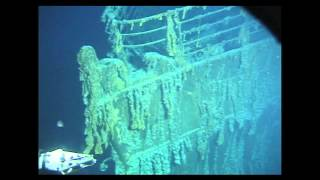 Diving To the Wreck Of The Titanic- The Titanic Shipwreck